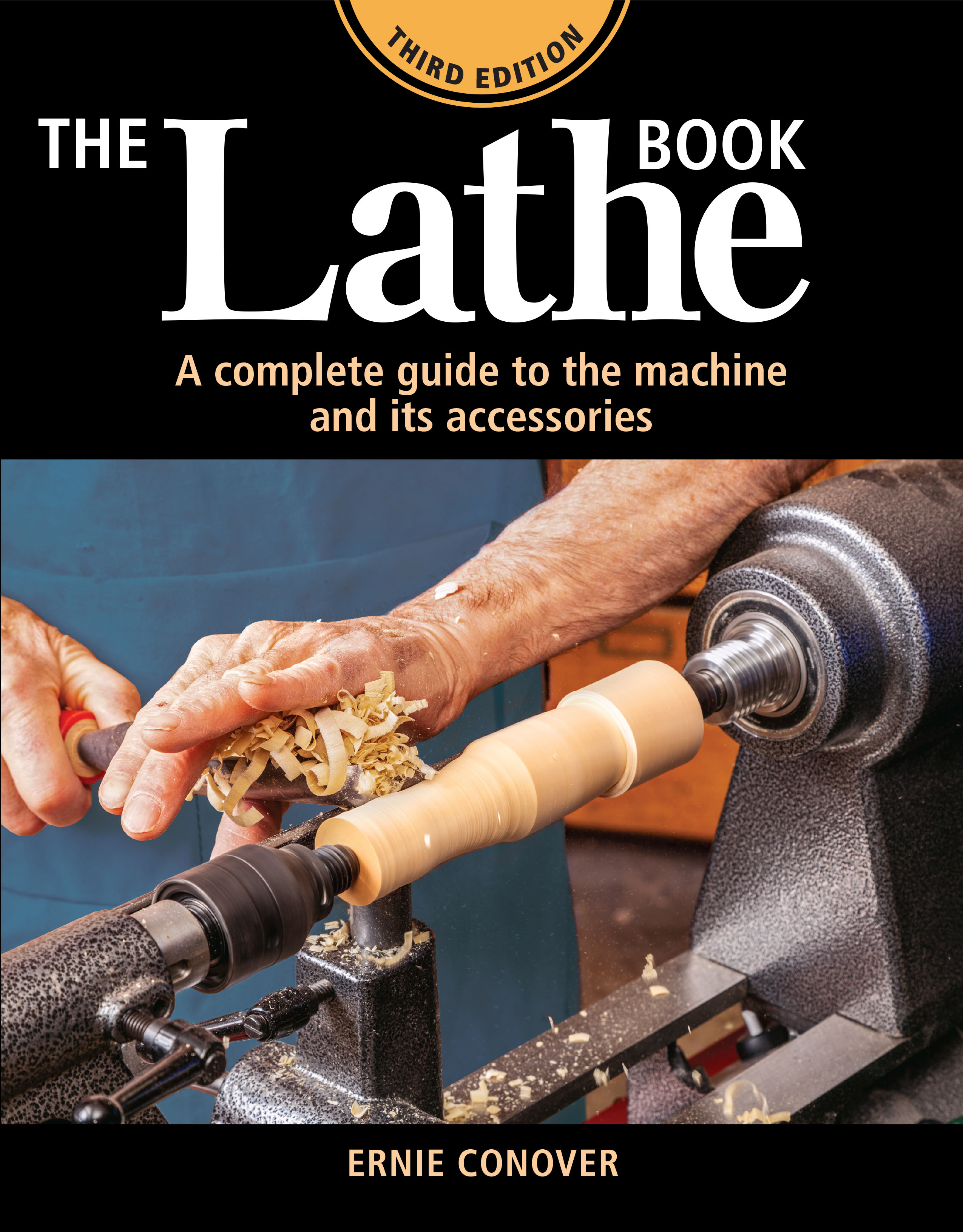The Lathe                   Book by Ernie Conover